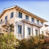 A custom home in Seaside FL