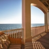 Lovely view from custom beach home in Walton County