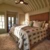 Relaxing coastal bedroom