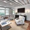 Modern coastal family room